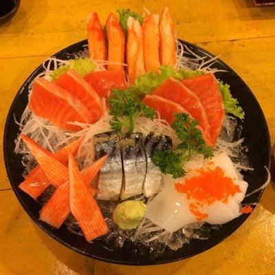 ปาร์ตี้ซูชิ (Party sushi)