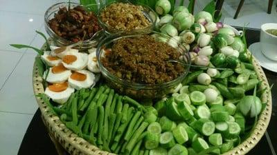 Rice Mill @ Tamarind Garden Hotel