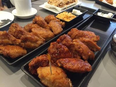 BonChon Chicken สเปลล์