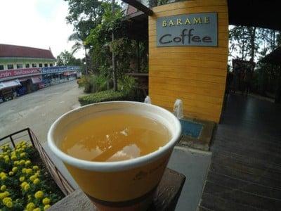 Barame Coffee วัดห้วยมงคล