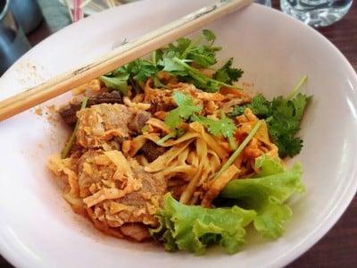 ข้าวซอยเจ๊เล็ก (Khaosoi Che Lek) สาขาใหญ่