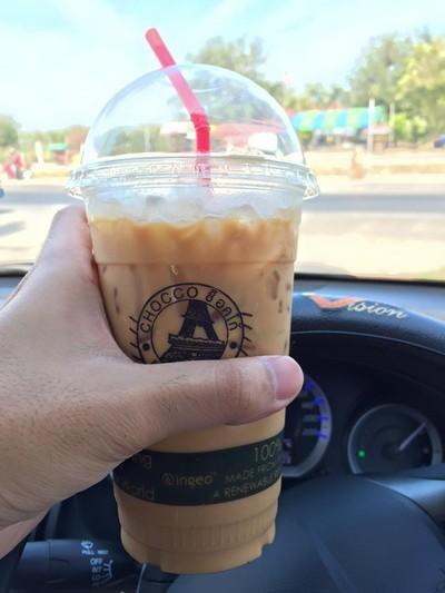 Inthanin Coffee ปั๊มบางจากสระแก้ว