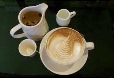 Coffee Fin