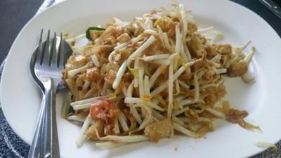 ผัดไทย หอยทอด หน้าวัดยาง