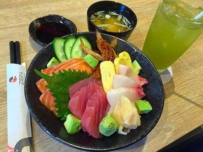ZEN Sushi & Sake สเปลล์