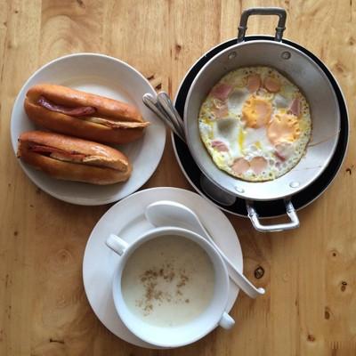 บ้านอาหารเช้า