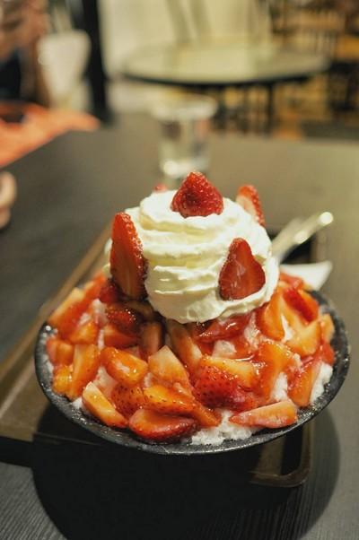 SEOUL Bingsu Korean Dessert Cafe สาขา 2 ซอยจรินทร์ บางแสน ชลบุรี