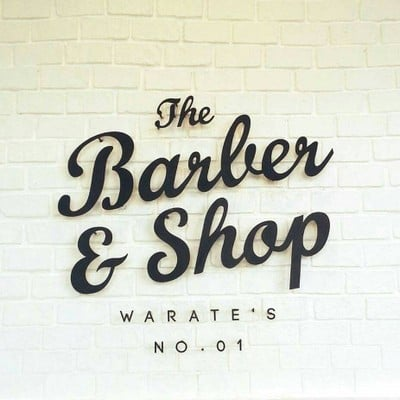 The Barber & Shop, Warate's The Nine Rama 9