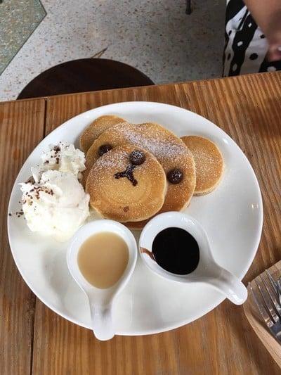 Babe Bear Pancake
