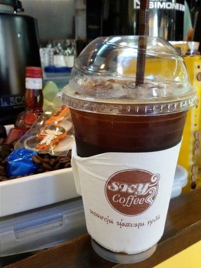 สกาย คอฟฟี่ (Sky Coffee)