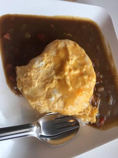 แกงกะหรี่ไข่