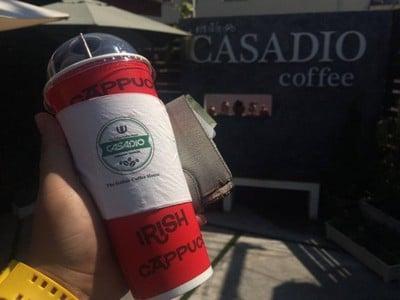 Casadio Cofee ปั๊มเชลล์ แม่กลอง