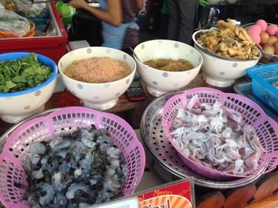 ตามสั่งข้าวต้มปลาอินทรีย์ชลบุรี