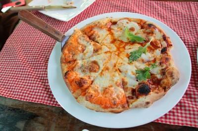 Pizza A.T. Garden