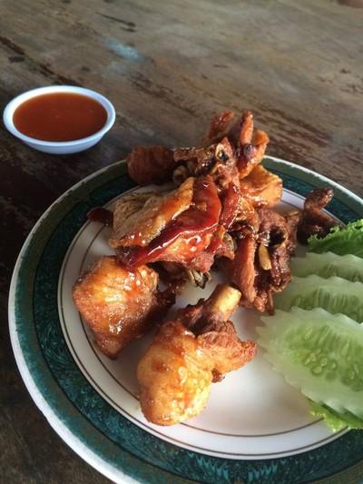 ร้านพริกแกง กาญจนบุรี