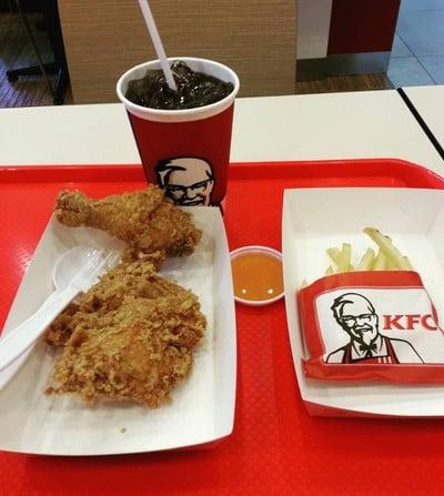 KFC โลตัสแม่สาย