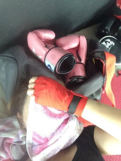 cardio boxing gym พัฒนาการ 32