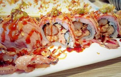 Sushi Shin Roll