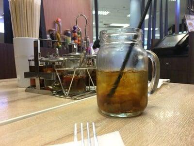 น้ำลำไย Longan Juice