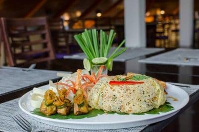 Sila Restaurant & Bar @ Bangsaen Heritage Hotel (ห้องอาหารศิลา โรงแรมบางแสนเฮอริเทจ)