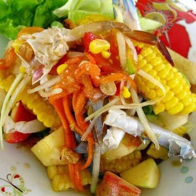 กองทัพส้มตำ (Kongthap Somtam)