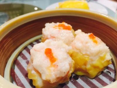 ขนมจีบกุ้ง Shrimp Dumpling