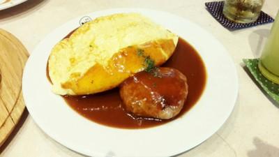 Omu Japanese omurice & cafe (โอมุ) เซ็นทรัลเวิลด์