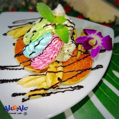 Alo Alo Hawaii Cafe