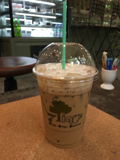 7tique coffee shop