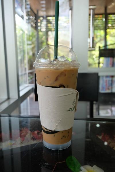 Cafe' Amazon (คาเฟ่ อเมซอน) ปตท.ริมเมย