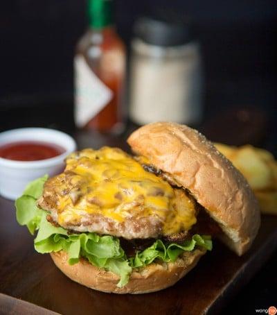 Mafia Burger (มาเฟีย เบอร์เกอร์) พระราม 3