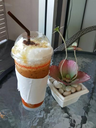 COFFEE BOY รัตนาธิเบศร์