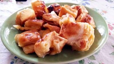 ขนมปังเนยสี่พระยา (KHANOM PANG NOEI SI PHRAYA)
