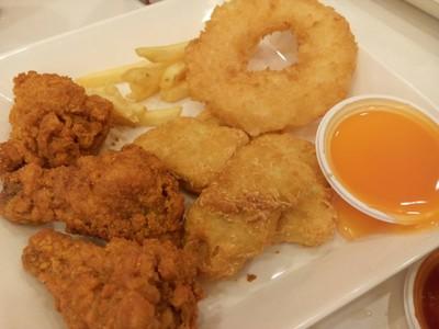 KFC บิ๊กซีจันทบุรี ชั้น 1