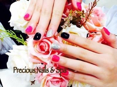 Precious Nail Spa & Massage