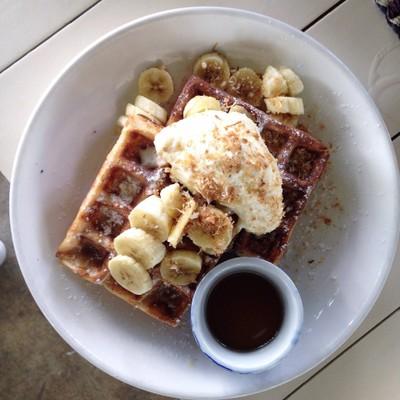 SALA pancake with Banana