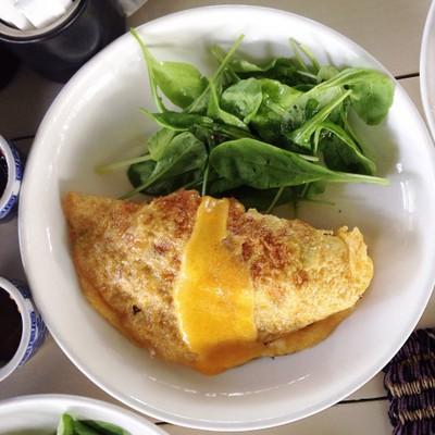 Chiang Mai Omelette