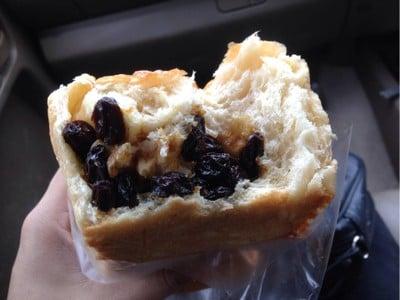 ขนมปังลูกเกด