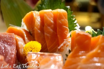 Sushi Hiro The Crystal SB ราชพฤกษ์