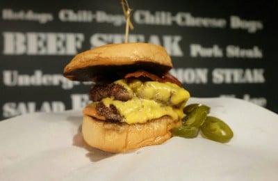 Jamie's Burger อารีย์