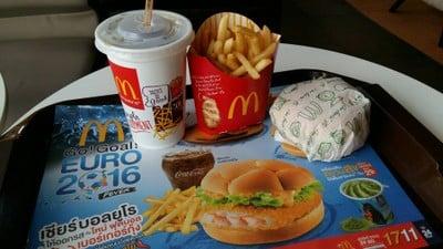 McDonald's เดอะมาร์เก็ต วิลเลจ เขาใหญ่