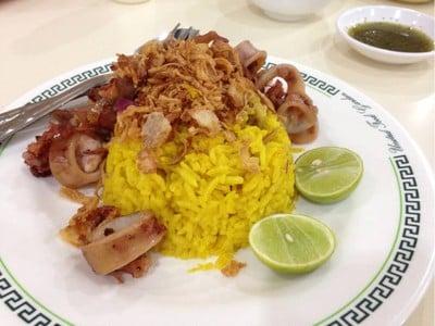 คุณลี ขนมจีน แกงเขียวหวาน