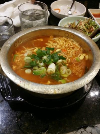มาม่าเกาหลี หอยลาย