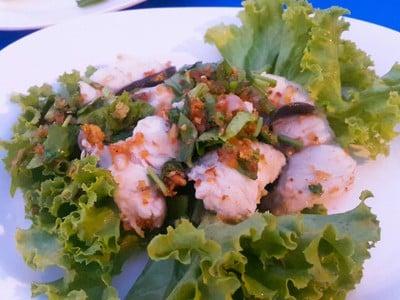 แพอาหารสี่แคว (SI KHWAE RAFT RESTAURANT)