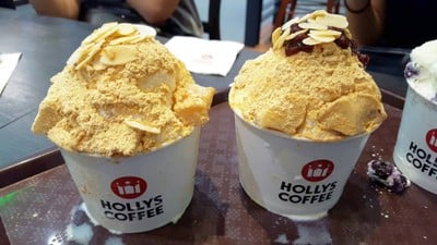 Hollys Coffee Unionmall