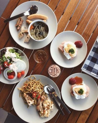 Tiffin Mama Cafe' (ทิฟฟิ่น มาม่า คาเฟ่)
