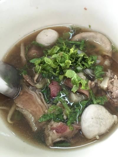 โกเบ เนื้อวัว (Kobe Beef Noodles)