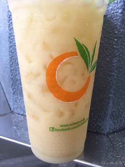 ชาเขียวโยเกิร์ต (Yogurt Green Tea)