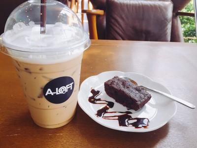 A-Loft Cafe'