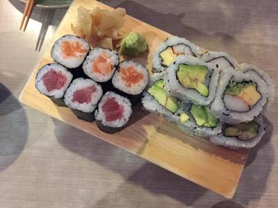Lunch Maki Set